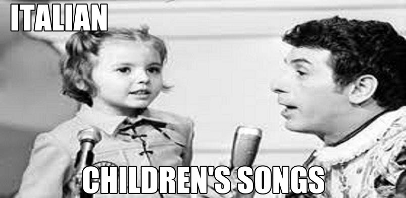 Italian Children's Songs